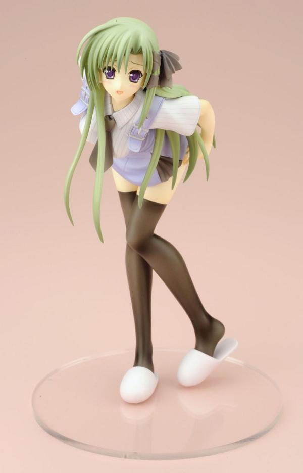 Shuffle: Shigure Asa (Long Hair Exclusive Ver.) 1/8 Scale PVC Statue
