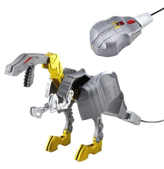 Grimlock Laser Mouse